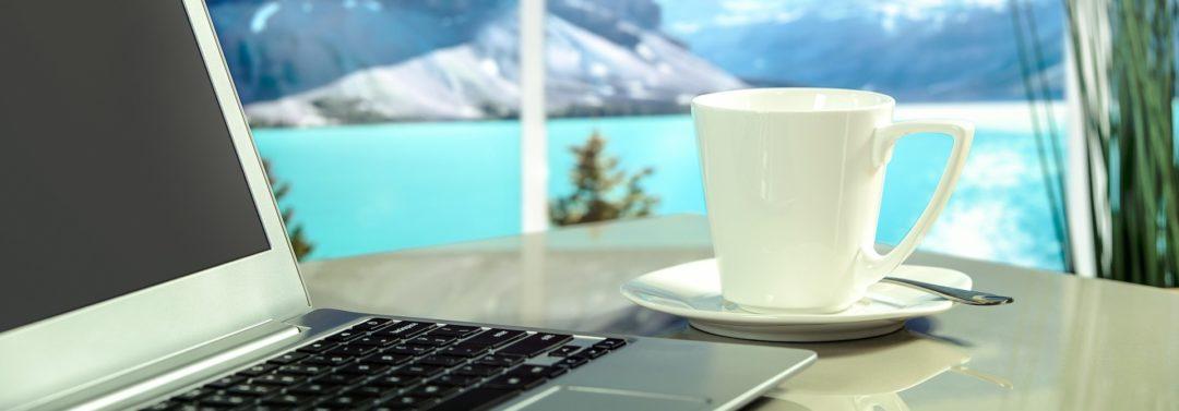 digital nomad blog
